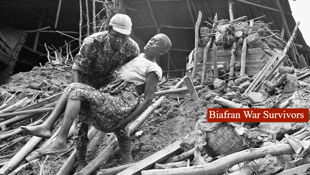 biafran war survivor